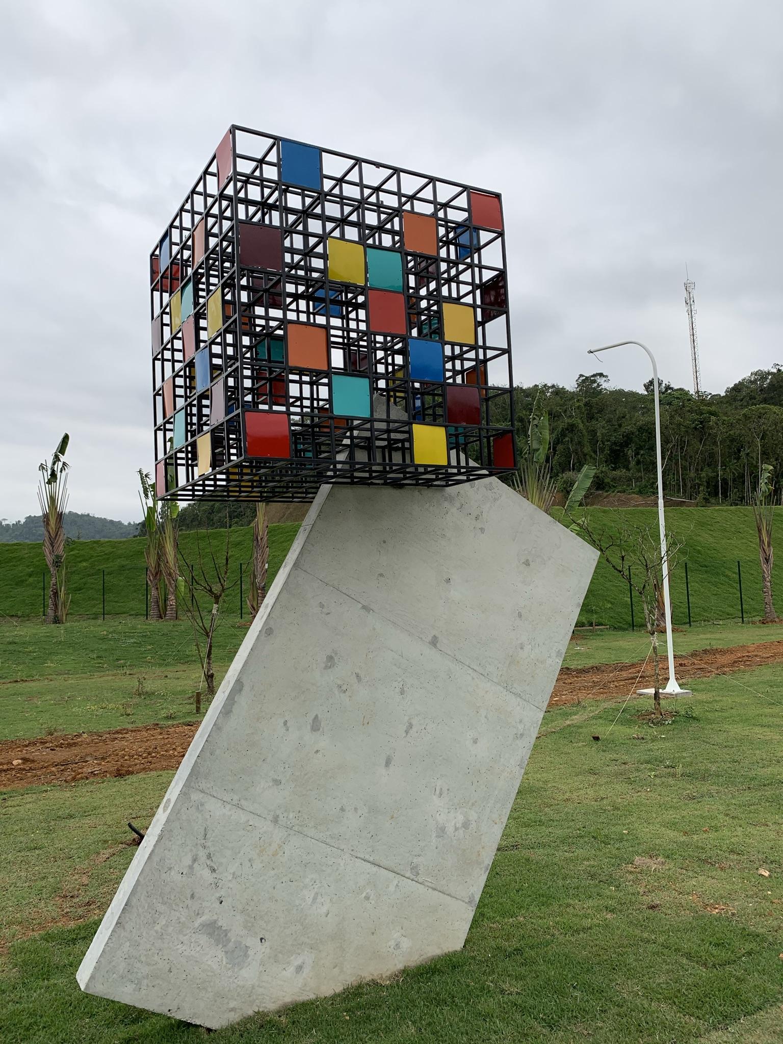 Caminho Das Artes No Parque Da Inovação